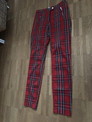 H&M Stretch broek veelkleurig