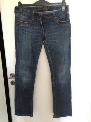 Timezone Jeans svasati blu