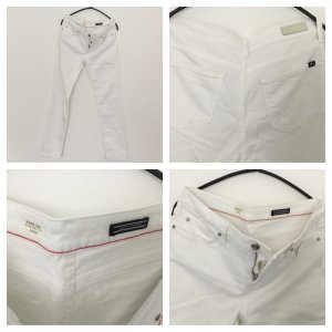 Tommy Hilfiger Skinny Jeans white cotton