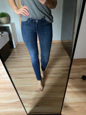 Tommy Hilfiger Tube Jeans dark blue