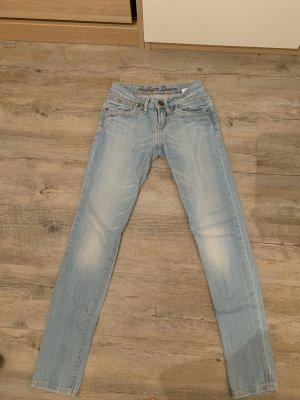 Tommy Hilfiger Tube jeans lichtblauw