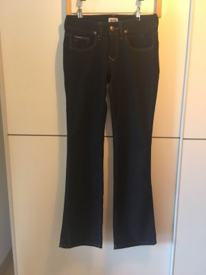 Tommy Hilfiger Denim Boot Cut Jeans dark blue
