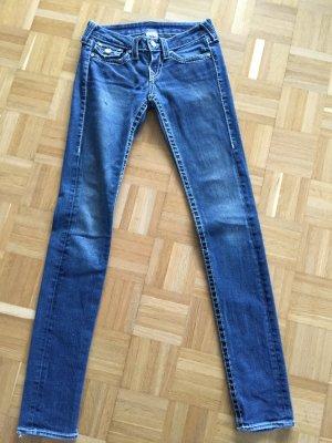 Jeans True Religion 25 mit Strassknöpfen