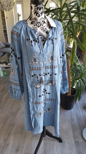 Jeans Tunikakleid von Zara Gr. S *neu*