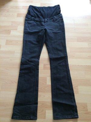 Jeans Umstandshose schwarz, Gr. 38