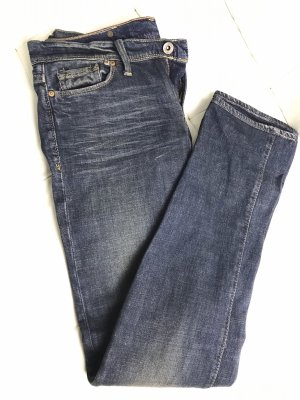 Ralph Lauren Low Rise Jeans blue-cornflower blue