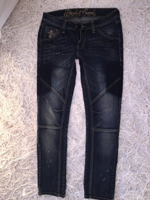 Jeans, Used, destroyed, blessed &cursed 27/32
