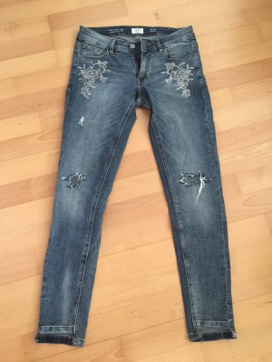 QS by s.Oliver Jeans stretch bleu