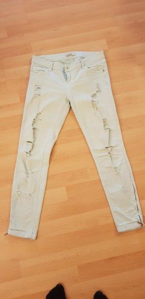 Stradivarius Skinny jeans munt