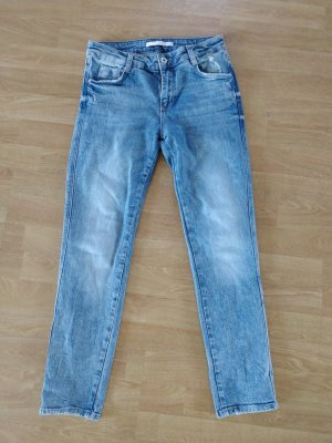 Jeans- used look