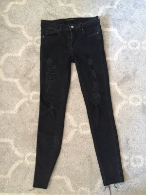 Jeans Used Look Risse 36