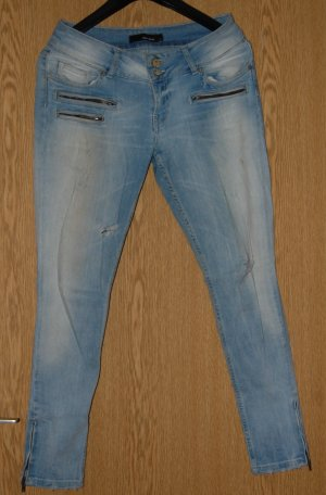 Jeans Used-Look Tally Weijl 38 40