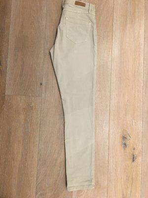 Opus Pantalon cinq poches beige clair
