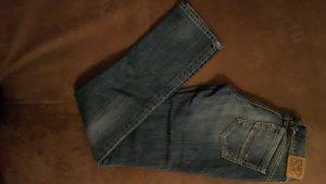 Hilfiger Denim Jeans coupe-droite bleu foncé