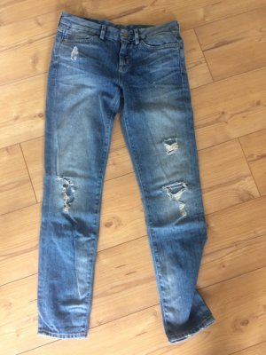 Jeans Vintage Look 7 for all mankind 27 Boyfriend