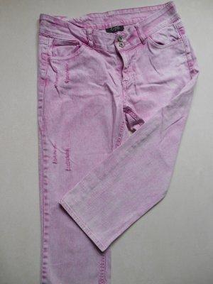 Jeans Vintage Rosa/Pink 7/8