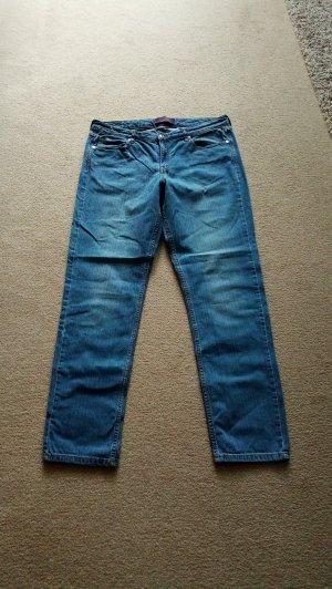 Mango Stretch Jeans blue