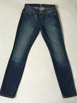 7 For All Mankind Jeans dark blue