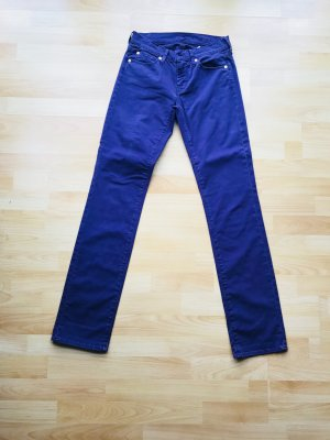 7 For All Mankind Vaquero lila