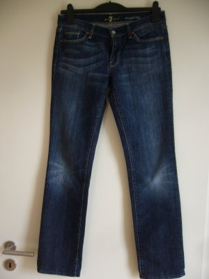 Jeans von 7 for all Mankind - Gr. 29 - Straight Leg