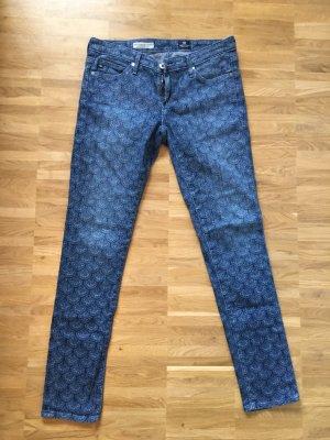 Jeans von Adriano Goldschmied mit schönem Muster