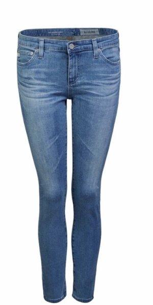 AG Jeans Jeans skinny bleu azur
