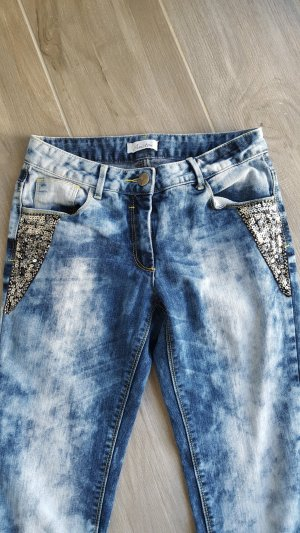 Aniston Skinny Jeans blue
