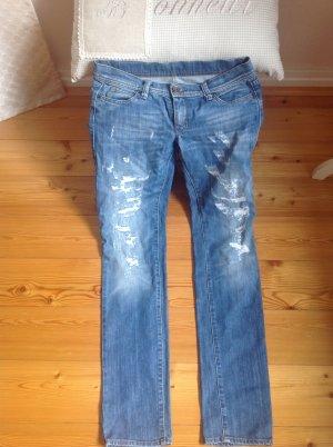 Jeans von Benetton :-)