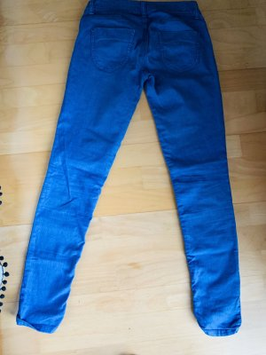 Benetton Low Rise Jeans blue