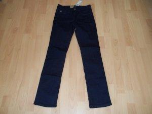 Benetton Jeans stretch bleu foncé