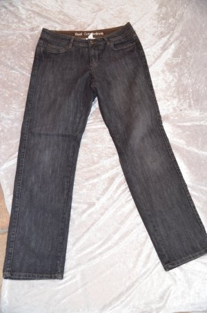 Best Connections Straight Leg Jeans black