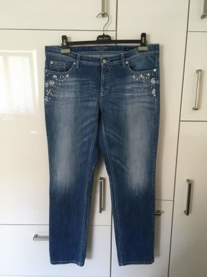 Cambio Jeans Boyfriend Jeans blue cotton