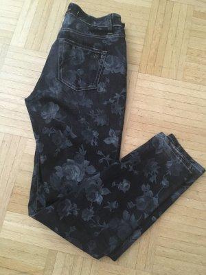 Jeans von Cambio mit Muster