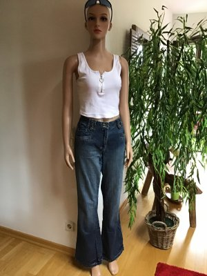 Cecil Denim Flares blue