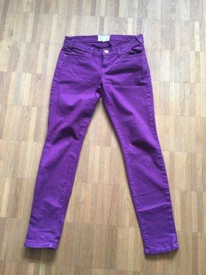 Jeans von Current & Ellliot Gr. 27 lila
