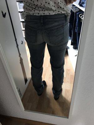 Diesel Low Rise jeans blauw