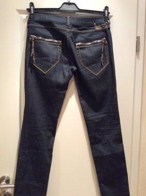 Jeans von Diesel mit Troddeln