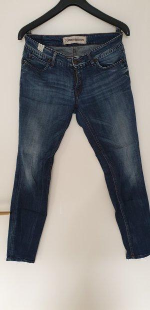 Drykorn Jeans a sigaretta blu