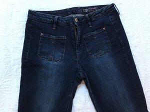 Edc Esprit Jeans slim bleu foncé