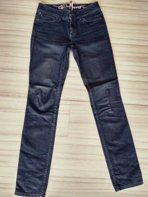 Jeans von EDC in schwarz denim Größe 27/ 32