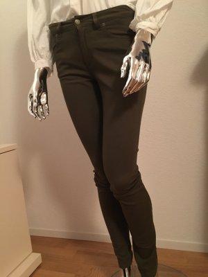 Jeans von Escada Sport 34 in Dunkelgrün