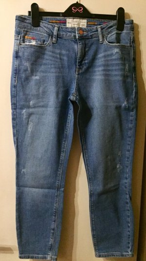 Esprit Jeans 7/8 bleu acier