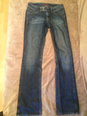 Esprit Jeans bleu foncé