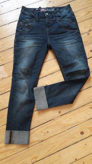Jeans von Fornarina Leicht Baggy