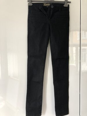 French Connection High Waist Jeans black