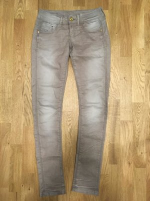 G-Star Raw Low Rise jeans beige-licht beige
