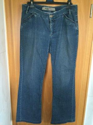 Jeans von Gardeur im Bootcut-Schnitt Gr. 44