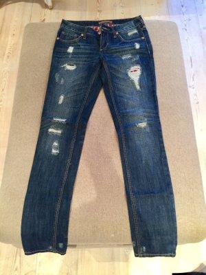 Jeans von GINA TRICOT Gr. 26