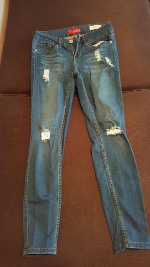 Guess Stretch Jeans dark blue