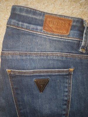 Guess Jeans a zampa d'elefante blu